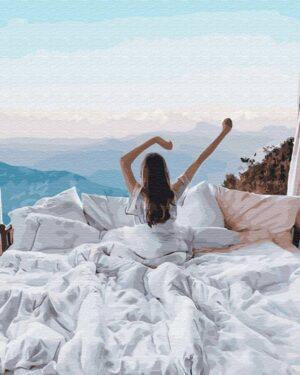 Картина по номерам Идеальное утро (Brushme GX34135)